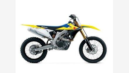 2019 Suzuki RM-Z450 for sale 200686924