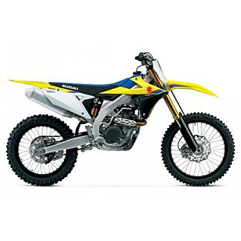 2019 Suzuki RM-Z450 for sale 200693992