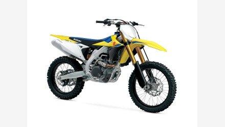 2019 Suzuki RM-Z450 for sale 200732793