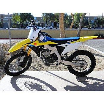 2019 Suzuki RM-Z450 for sale 200737121