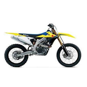 2019 Suzuki RM-Z450 for sale 200770480