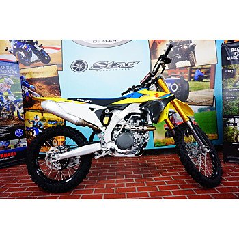 2019 Suzuki RM-Z450 for sale 200806541