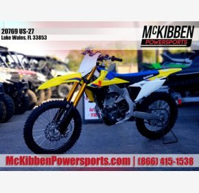 2019 Suzuki RM-Z450 for sale 200893869