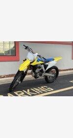 2019 Suzuki RM-Z450 for sale 201006858
