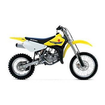 2019 Suzuki RM85 for sale 200720848