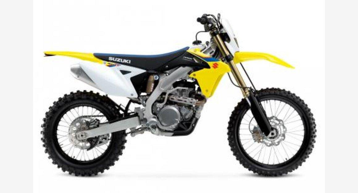 2019 Suzuki RMX450Z for sale 200610184