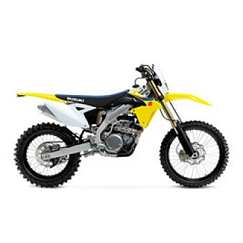 2019 Suzuki RMX450Z for sale 200616762
