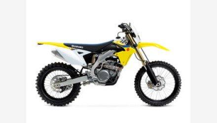2019 Suzuki RMX450Z for sale 200614224