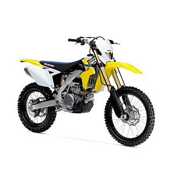 2019 Suzuki RMX450Z for sale 200664517
