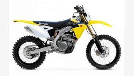 2019 Suzuki RMX450Z for sale 200851433