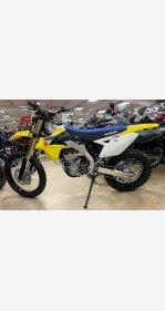 2019 Suzuki RMX450Z for sale 200892585