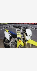 2019 Suzuki RMX450Z for sale 200892585