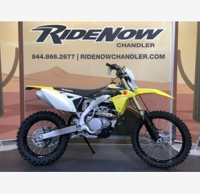 2019 Suzuki RMX450Z for sale 200912444