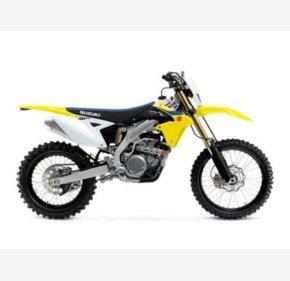 2019 Suzuki RMX450Z for sale 200920029