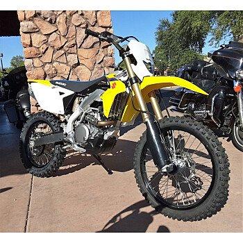 2019 Suzuki RMX450Z for sale 200930458