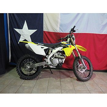 2019 Suzuki RMX450Z for sale 200936034
