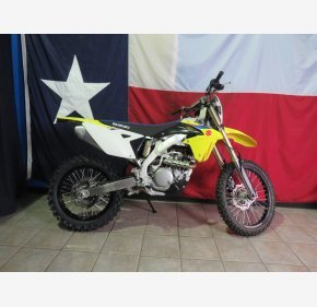 2019 Suzuki RMX450Z for sale 200936038