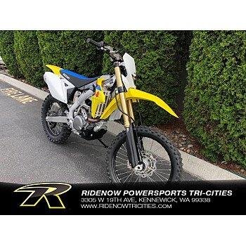 2019 Suzuki RMX450Z for sale 200938881