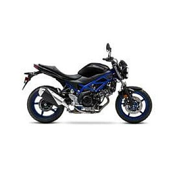 2019 Suzuki SV650 for sale 200718107