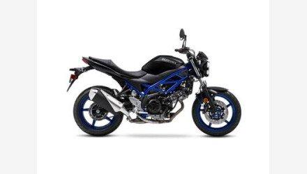 2019 Suzuki SV650 for sale 200639938