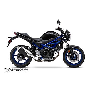 2019 Suzuki SV650 for sale 200653304