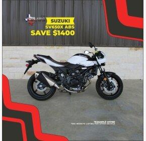 2019 Suzuki SV650 for sale 200759419