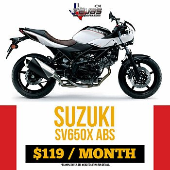 2019 Suzuki SV650 for sale 200759419