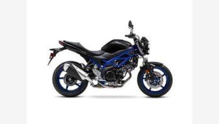 2019 Suzuki SV650 for sale 200767544