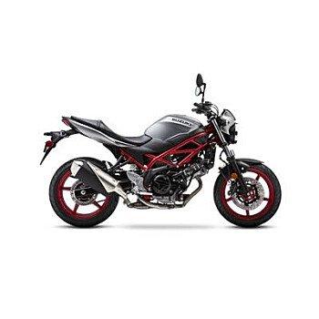 2019 Suzuki SV650 for sale 200770467