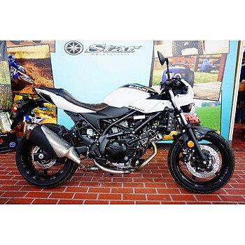 2019 Suzuki SV650 for sale 200806656