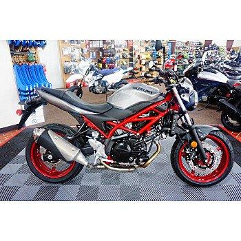 2019 Suzuki SV650 for sale 200815772