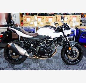 2019 Suzuki SV650 for sale 200974035
