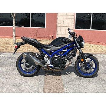 2019 Suzuki SV650 for sale 201140222