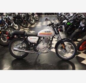 2019 Suzuki TU250 for sale 200807455