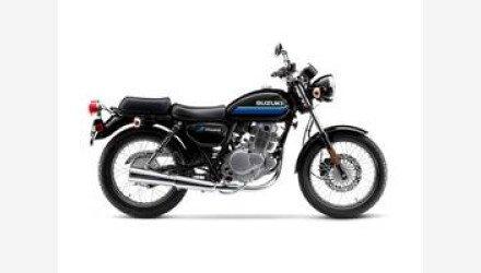 2019 Suzuki TU250 for sale 200815187