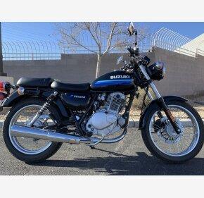 2019 Suzuki TU250 for sale 200857636