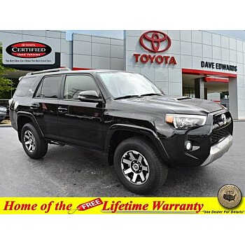 2019 Toyota 4Runner 4WD for sale 101242485