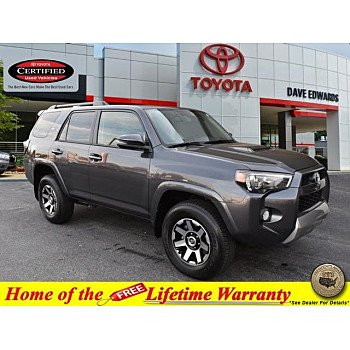 2019 Toyota 4Runner 4WD for sale 101242486