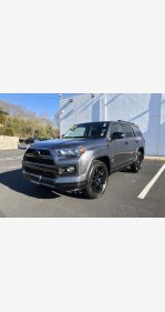 2019 Toyota 4Runner 4WD for sale 101253056