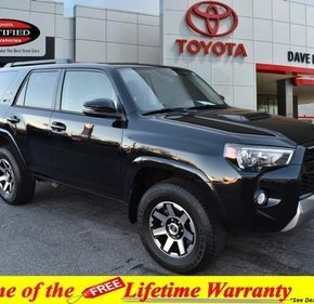 2019 Toyota 4Runner 4WD for sale 101257939