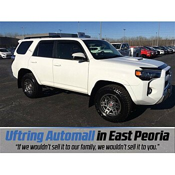 2019 Toyota 4Runner 4WD for sale 101287552