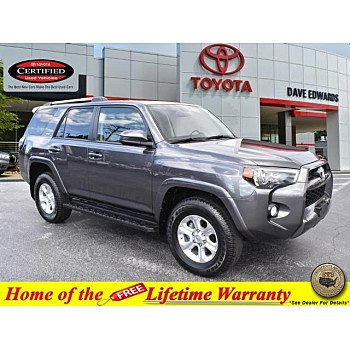 2019 Toyota 4Runner 4WD for sale 101297878