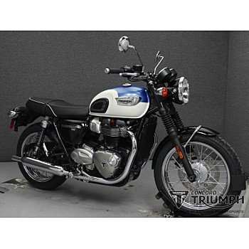 2019 Triumph Bonneville 1200 for sale 200697201