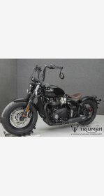 2019 Triumph Bonneville 1200 for sale 200700891