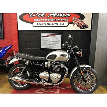 2019 Triumph Bonneville 1200 T120 for sale 200714285