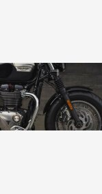 2019 Triumph Bonneville 1200 for sale 200914838