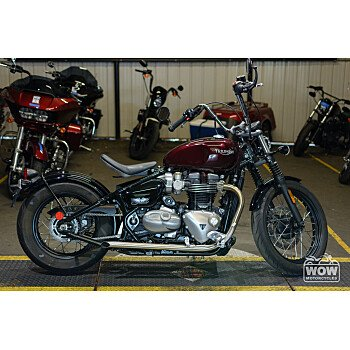 2019 Triumph Bonneville 1200 for sale 201069292