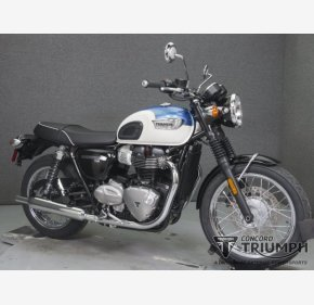 2019 Triumph Bonneville 900 T100 for sale 200655887