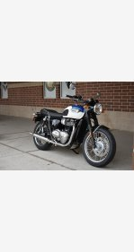 2019 Triumph Bonneville 900 T100 for sale 200713292