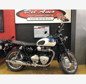 2019 Triumph Bonneville 900 T100 for sale 200714292